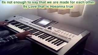 Hosanna (Ek Deewana Tha) Piano Cover By Angad Kukreja.