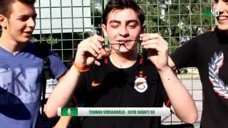 Ethem Özakbaş   Sıfır Sıkıntı SK Maç Sonu Röportaj HD
