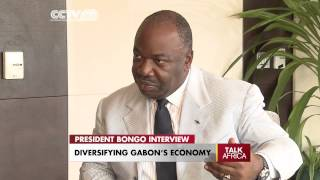 Talk Africa: Interview with President Ali Bongo of Gabon on African investment
