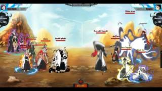 Bleach Online Some Top Players