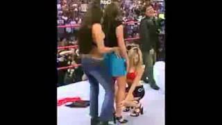 WWE - Stephanie McMahon - Hot A**SS (HD)