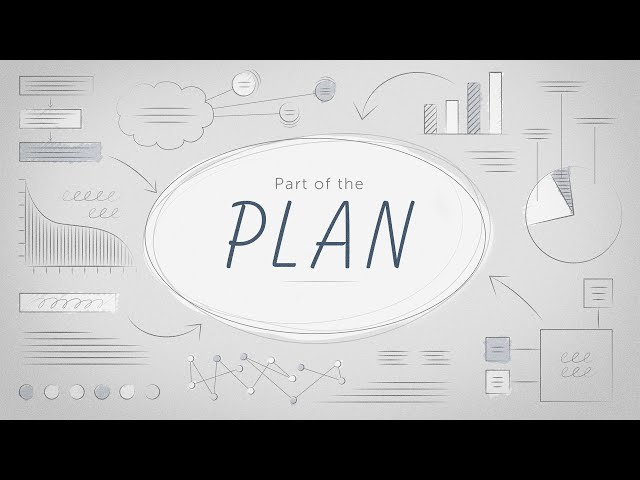 The Church We Are Becoming Series: Part Of The Plan