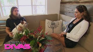 Daniel Bryan comments on Nikki Bella's spending habits: Total Divas Bonus Clip, February 22, 2015