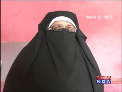 I Hoisted Pakistan Flag & Sung Pakistani National Anthem - Asiya Andrabi