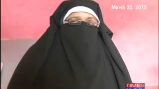 I Hoisted Pakistan Flag & Sung Pakistani National Anthem - Asiya Andrabi