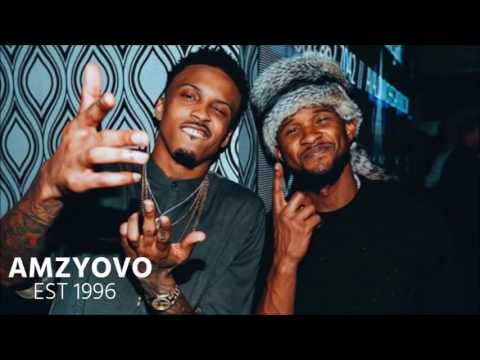 August Alsina   Friends With Benefits Feat Usher NEW 2016