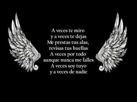 Cuando nadie me ve - Alejandro Sanz (letra)