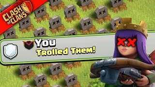 """Clash of Clans: """"RUTHLESS WAR ATTACKS!"""" I SHOULD"""