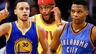 The TOP 10 NBA MVP Candidates For The 2016/2017 Season!