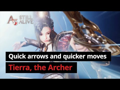 Archer | Character Introduction Video | A3: STILL ALIVE
