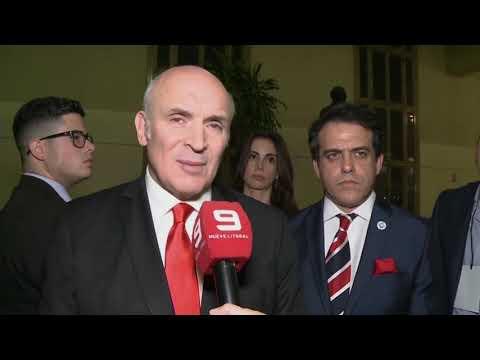 Debate Presidencial: José Luis Espert habló con el Nueve