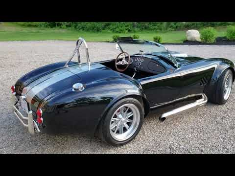 Coyote-Powered Factory Five Shelby Cobra