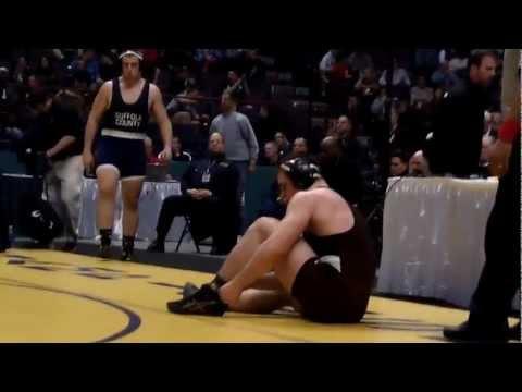 Levi Ashley NYSPHSAA final