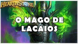 HEARTHSTONE - O MAGO DE LACAIOS! (STANDARD ELEMENTAL MAGE)