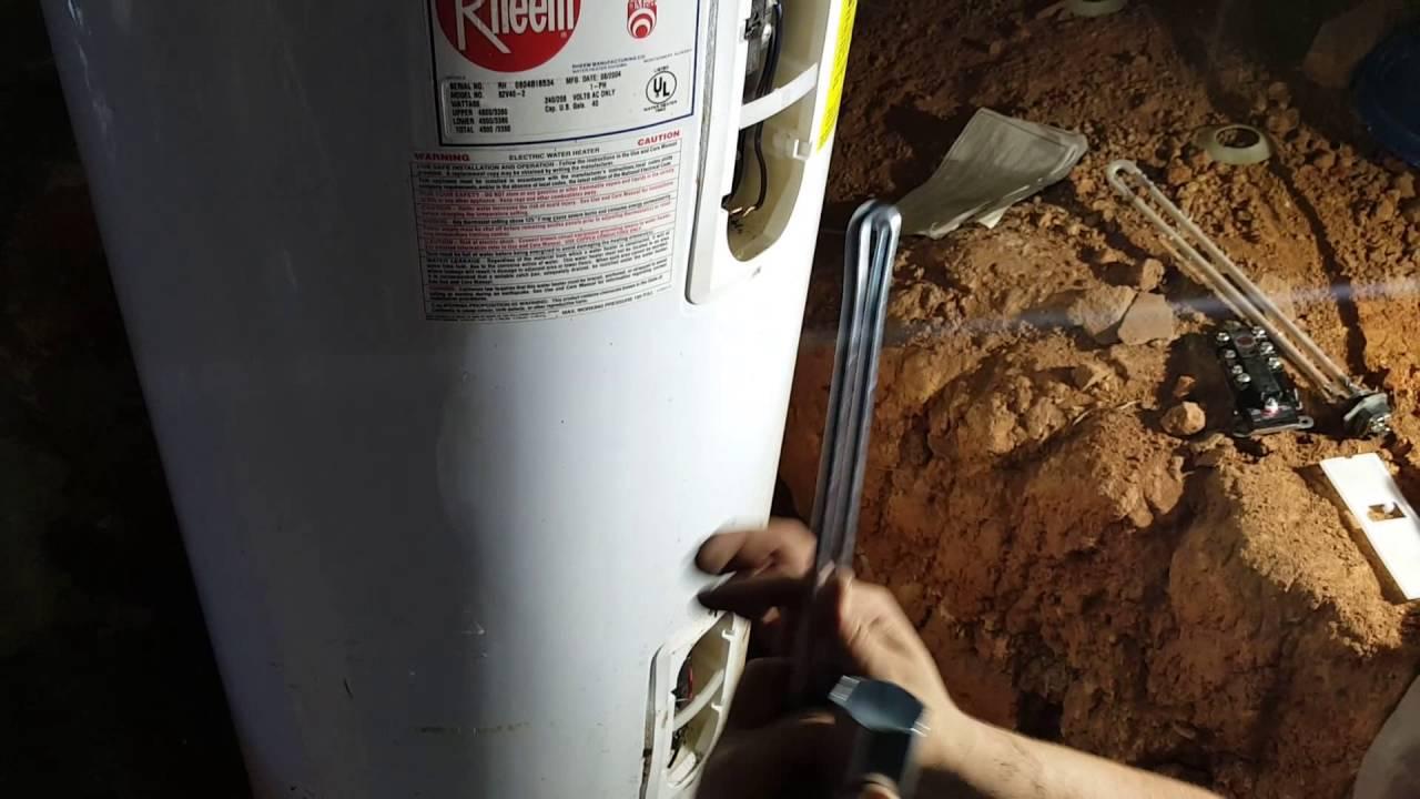 Como reparar tanques calentadores de agua youtube for Como fabricar tanques de agua para rusticos