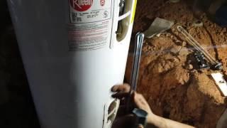 Como reparar tanques calentadores de agua
