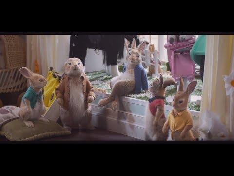 Кролик Питер 2 — Русский трейлер 2020
