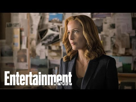 Gillian Anderson Confirms She Is Leaving 'The X-Files' | News Flash | Entertainment Weekly