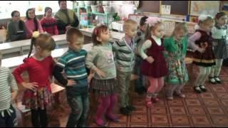 Музичне заняття в дитячому садочку