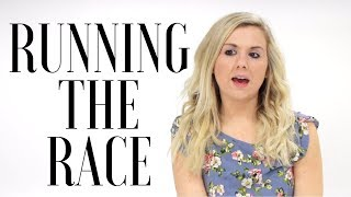 The Minute Message - Running the Race