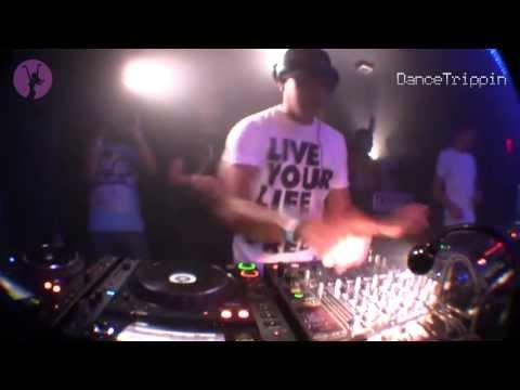 Chuckie | Dirty Dutch @ Club AIR Amsterdam DJ Set | DanceTrippin