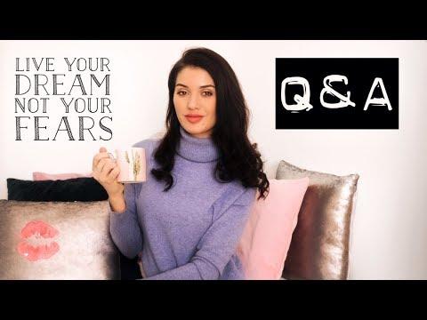 Q&A ЖИЗНЬ ПОСЛЕ РАЗВОДА | РАЗНИЦА В ВОЗРАСТЕ | НАЙТИ СИЛЫ ИДТИ ДАЛЬШЕ