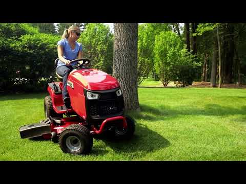 2018 Snapper® SPX™ Series Riding Mowers