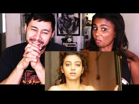 SUJOY GHOSH'S EPIC THRILLER 'AHALYA' | Short Film Reaction w/ Cortney!