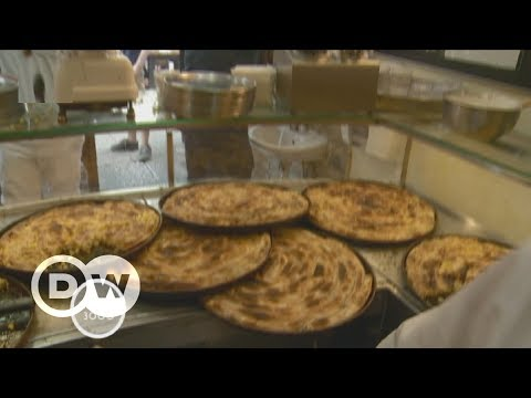 Global Snack: Burek aus Bosnien | DW Deutsch