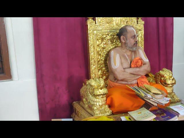 HH Azhagiyasinghar At HH SRIMAD  ANDAVAN THIRUNAKSHATRAM