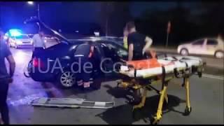 Accident rutier grav în municipiul Constanţa, pe bulevardul Aurel Vlaicu