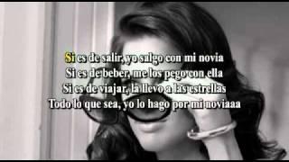 Karaoke-Tragao de tí-Peter Manjarrés.wmv