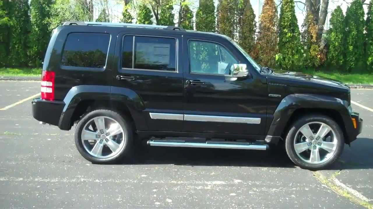 Captivating New 2011 Jeep Liberty Jet Limited At Lochmandy Motors