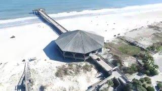 Tybee Island Savannah Georgia Video Shoot Via Drone
