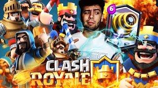 Clash Royale - Replay + prova Scintilla