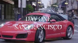 CASH & ROCKET 2018 TOUR - DAY ONE - SAN FRANCISCO