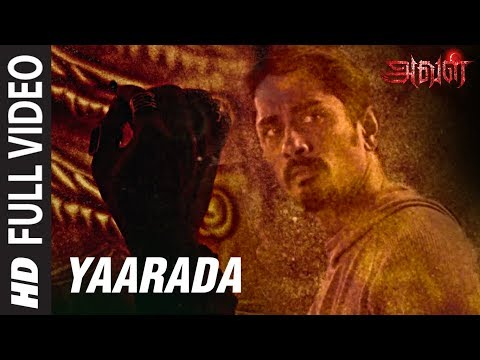 Yaarada Full Video Song | Aval | Siddharth, Andrea Jeremiah, Atul Kulkarni | Tamil Songs 2017