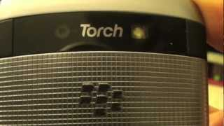 4G Blackberry Torch Cinematic Unboxing (HD)