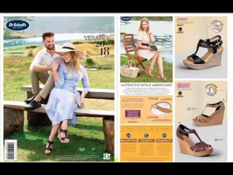 Catalogo andrea dr scholls shoes verano 2018 mexico youtube for Nuovo arredo andria catalogo