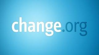 Хотите 100 подписей на петицию Change.org не дорого?(, 2017-01-03T18:02:55.000Z)