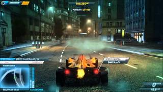 Need for Speed: Most Wanted 2 - (2012) Gameplay PC - Free Road + Pursuit + Race - (HD)
