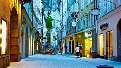 Salzburg #4 │Salzburg City Center - A summer evening in Salzburg