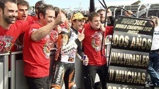 Moto2™ Champion Profile 2012 -- Marc Márquez