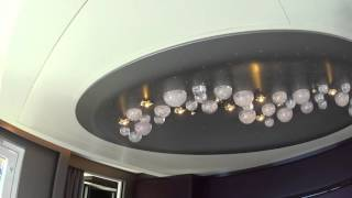 Norwegian Escape The Haven H2 Deluxe Owner's Suite Tour in 1080p