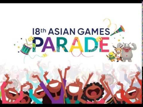 Parade Asian Games 2018 // Bank Mandiri
