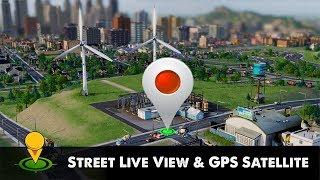 Street Live View & GPS Satellite Map Navigation screenshot 3
