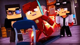 Baby Flash #2: Tenho Super Poderes, O Mais Rápido do Mundo no Minecraft