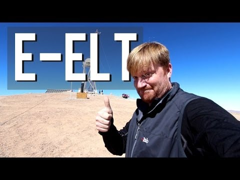 Extremely Large Telescope - Deep Sky Videos