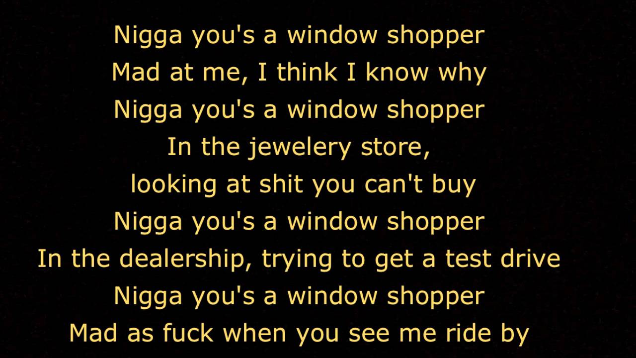 Download 50 cent - Window Shopper [Dirty Lyrics]