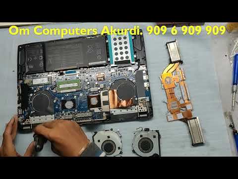 How To Clean Your Laptop (Solve Overheating Issues)ASUS  ROG GL502VM | ROG - Republic Of Gamers